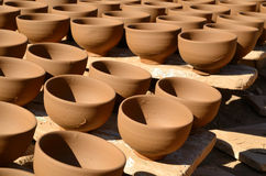 Clay handcraft Royalty Free Stock Photo