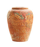 Clay jar Stock Photo