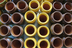 Clay Jars Immagini Stock Libere da Diritti