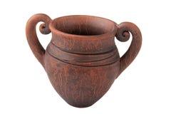Clay jug Royalty Free Stock Photo