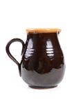 Clay jug Stock Photo