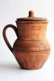 Clay jug Royalty Free Stock Image