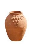Clay jug on Royalty Free Stock Photos