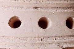 Clay lantern Royalty Free Stock Image