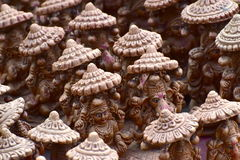 Clay Made Religious Sculptures Stock Photo Royalty Free Stock Photography