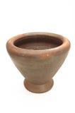 Clay mortar Royalty Free Stock Photos