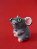 Clay mouse Stock Images