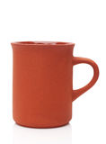 Clay mug Royalty Free Stock Photography