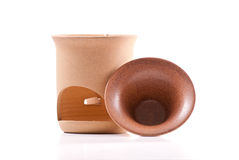 Clay Oil Burner Stock Images