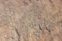 Clay outdoor texture Royalty Free Stock Image