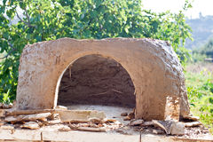 Clay oven Royalty Free Stock Photo
