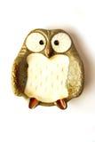 Clay owl Stock Image