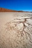 Clay Paterns. Namib Desert, Namibia Royalty Free Stock Photos