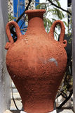 Clay pitcher Royalty Free Stock Image