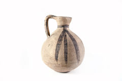Clay pitcher Stock Images