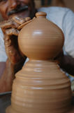 Clay Pot Royalty Free Stock Images