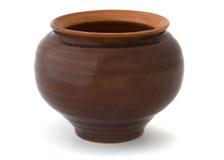 Clay pot Royalty Free Stock Photo