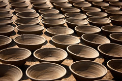 Clay pot Stock Photos