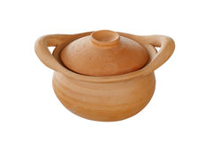 Clay Pot photographie stock libre de droits