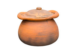 Clay Pot Stockbild