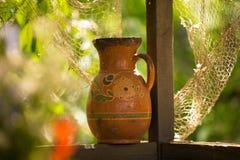Clay Pot Fotografia Stock