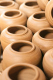 Clay pot. Stock Photo