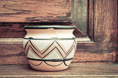 Clay pot Royalty Free Stock Photography