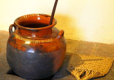 Clay pot I Royalty Free Stock Images