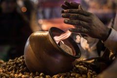 Clay pot. Stock Photography