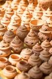 Clay pot Royalty Free Stock Photos