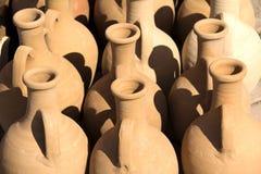 Clay pot Stock Image