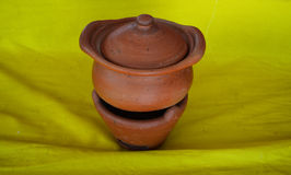 Clay pot Royalty Free Stock Photo
