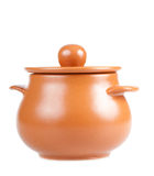 Clay pots for cooking Royalty Free Stock Photo