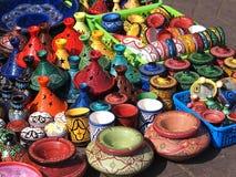 Clay pots Royalty Free Stock Photography