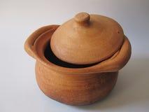 Clay pots Royalty Free Stock Photos