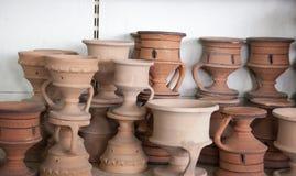 Clay Pottery Photos stock