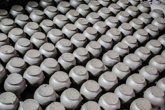 Clay Pottery Stock Images