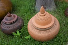 Clay Pottery Stock Photos