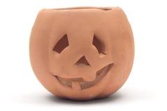 Clay Pumpkin Stock Photos