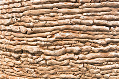 Clay structure Stock Photography