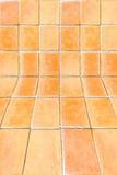 Clay Tile Background Royalty Free Stock Photography