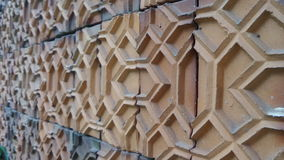 Clay tile Royalty Free Stock Images