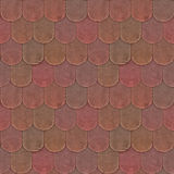 Clay Tiles Seamless Pattern Stock Photos
