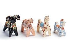 Clay toys 1 royalty free stock photo