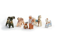 Clay toys 3 Stock Image
