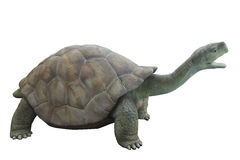 Clay turtle figurine Royalty Free Stock Photography
