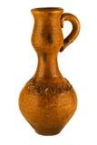 Clay vase stock image