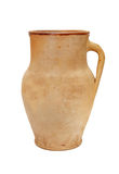 Clay vase Royalty Free Stock Images