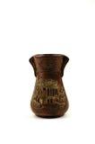 Clay vase Royalty Free Stock Photo