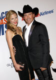 Clay Walker and Jessica Walker Royalty Free Stock Photography